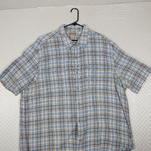 Duluth trading co short sleeve button down shirts